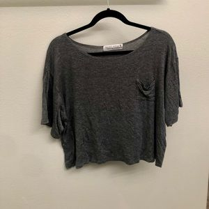 BP Nordstrom's Project Social T cropped shirt